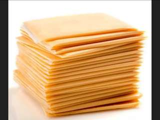 Sliced (Cheddar, Quickmelt, Filled, Regular) Cheese
