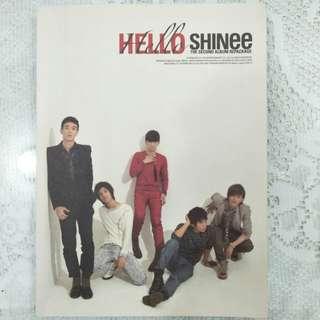 🚚 SHINee Hello韓國進口版專輯(CD)