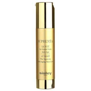 Sisley Supremya at Night The Supreme Anti-Aging Skin Care 1.7oz/50ml