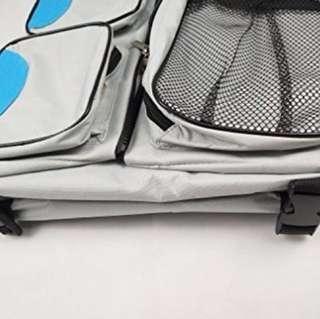 3 in 1 Portable baby diaper bag/bassinet