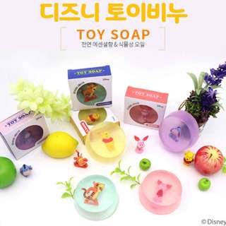 [PO] DISNEY TOY SOAP