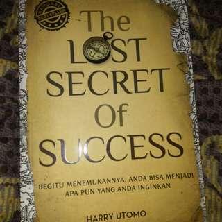 The Lost Secret of Succes