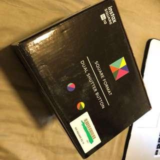 Fujifilm's INSTAX SQUARE SQ10 Instant Camera