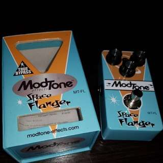 Space Flanger by Modtone