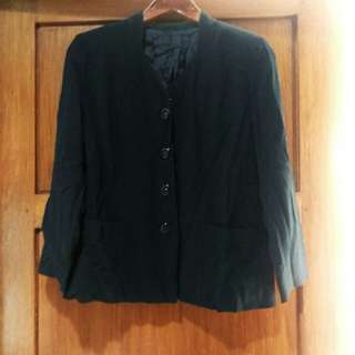 Outer black