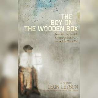 The Boy on the Wooden Box: How the Impossible Became Possible . . . on Schindler's List by Leon Leyson
