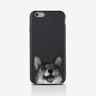 Husky Matte Soft iPhone Case