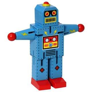 Robot X-7, The Original Toy Company