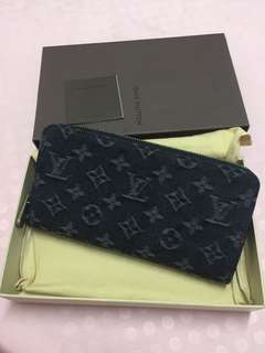 Louis Vuitton Zippy Long Wallet