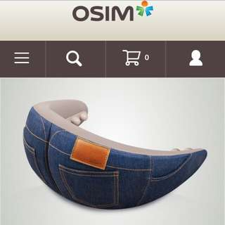 OSIM uHip Lower Back Massager