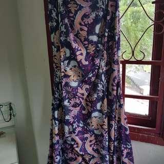 Mimpikita Hera fold skirt