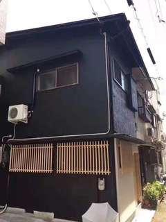 大阪「中津」一戶建🏆鄰近梅田,未來重點發展地區🏆屋內全部新裝修,民宿機會