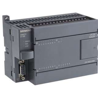 Siemens S7-200 PLC CPU Computer, SIMATIC PG/PC Interface, 12 kB Program Capacity, 14 Inputs, 10 Outputs →  6ES7 214 1AD23 0XB0