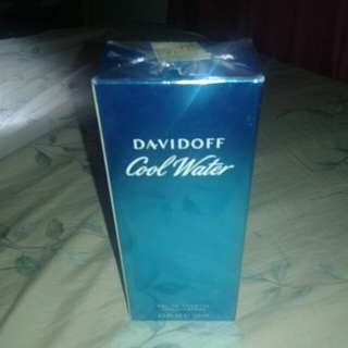 Davidoff coolwater duty free