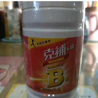 克補B群+鐵 60錠💊💊