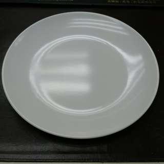 9.5吋 早餐 仿瓷 膠 圓碟