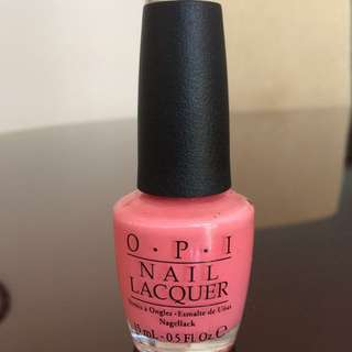 OPI Sorry I'm Fizzy Today