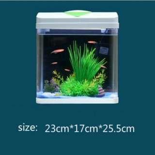 [My Fun Fish Tank] Innovative Mess-Free Aquarium that Cleans Itself Like Magic/Education Toys/Kids