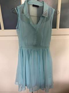 Brand new mint dress