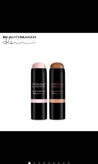 BeautyMaker Contour & Highlight Stick