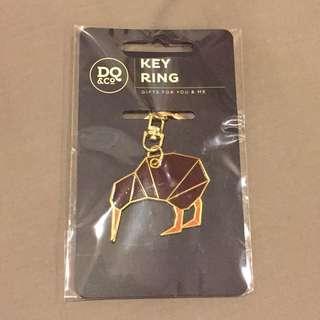 BN New Zealand Keychain