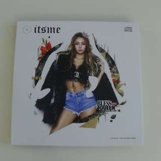 ON HAND SISTAR HYOLYN 1st Mini Album-- IT'S ME