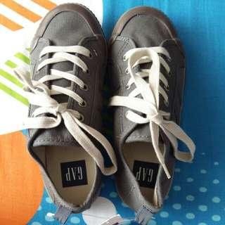 Gap Kids Gray Sneakers
