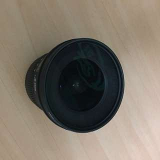 Sigma 10-22mm F3.5 lens Canon mount