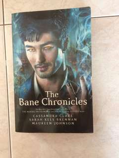 the bane chronicals by cassandra clare
