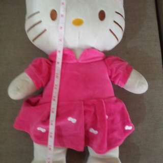 "19"" hello kitty plush"