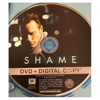 BRAND NEW DVD - SHAME (ORIGINAL USA IMPORT CODE 1)