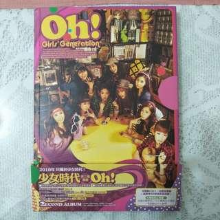 🚚 少女時代-Oh(台壓版)