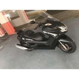 400cc yamaha scoot
