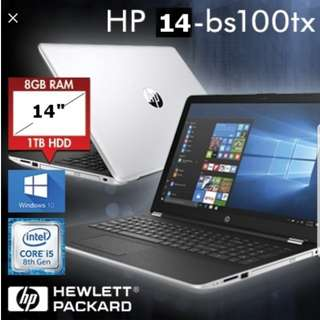 "Brand new Hp 15"" 8th gen Laptop!!"