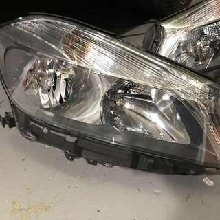 A Class W176 Right(Driver Side) Headlight