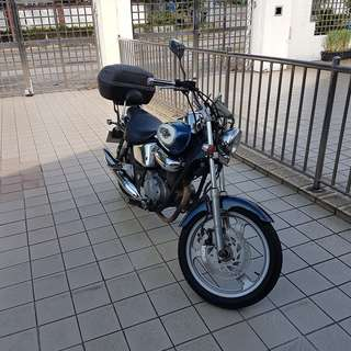 Honda TA200 Phantom