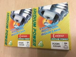Brand New Denso Iridium Spark Plug IK16 IK20