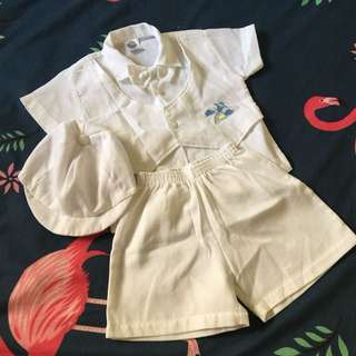 Preloved Baptismal Set