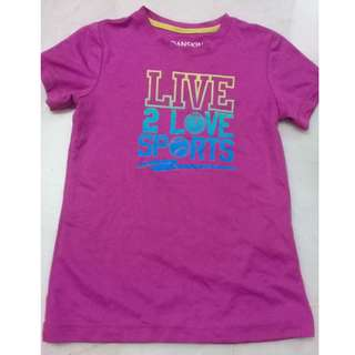4-5 Years Active T-Shirt