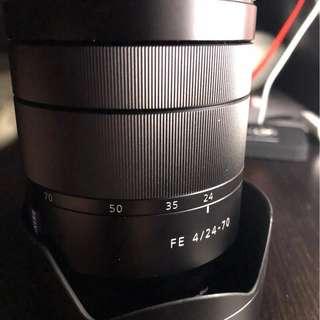Sony Zeiss 24-70mm F4 OSS