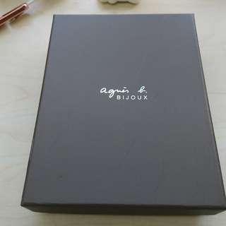 Agnes B 手飾盒(可放頸鏈)