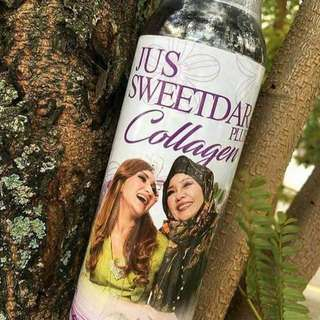 [INSTOCK] JUS Sweetdara plus collagen