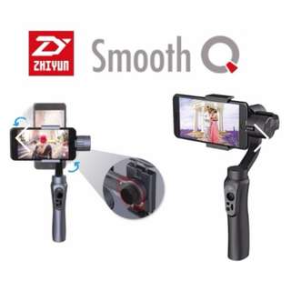 🛒Zhiyun Smooth Q for Smartphone Gimbal Stabilizer