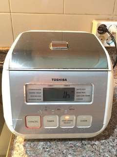 Toshiba Electric Rice Cooker RC-5MS(WT)IN