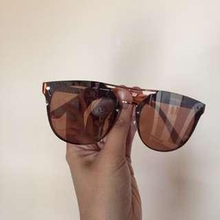 rose gold sunglasses