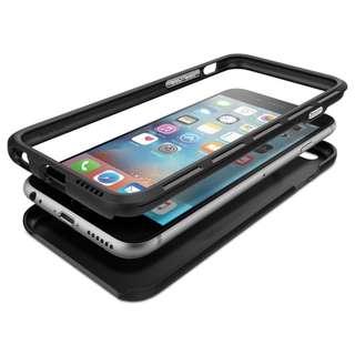 IPhone 6s Or 6 Case SPIGEN Thin Fit Hybrid Black ORIGINAL