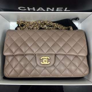 Authentic Chanel classic 2.55 medium double flap