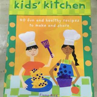 Kids' Kitchen Fun n Healthy Recipes