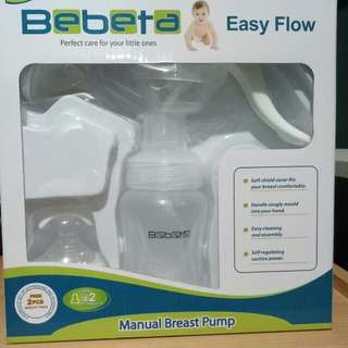 Brand new breast pump