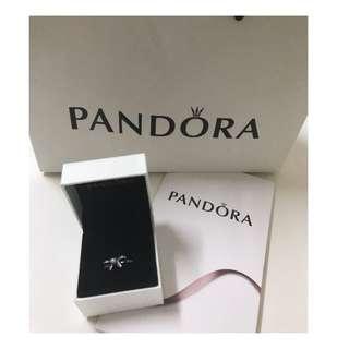 全新正版Pandora 戒指 有單